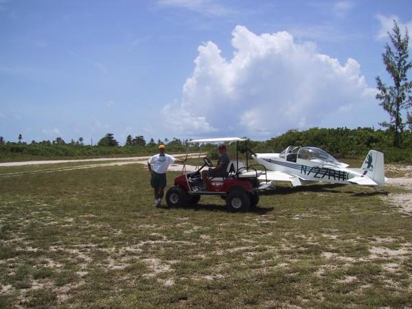 Rum Cay Airport - MYRP